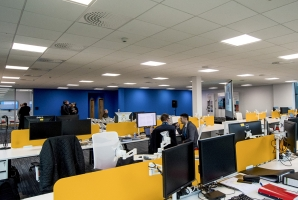 Image of the new offices