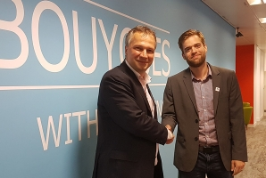 Flybits Bouygues Energies & Services