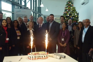 Slough Borough Council Contract Go Live Party