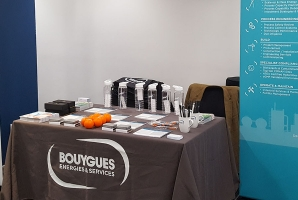 Our stand at IBioIC Annual Conference