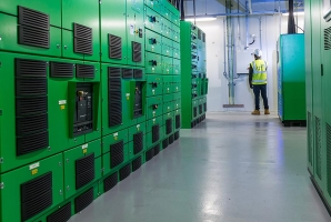 Data centre built by Bouygues Energies & Services