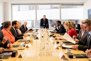 Leader of the Year IWFM BIFM