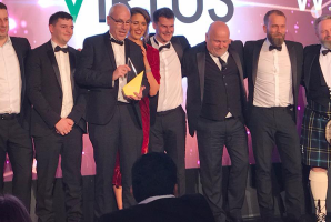 Winner of DCD Awards 2019