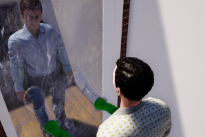 Flex Barrier Medical Check