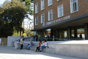 University of West London Ealing Campus