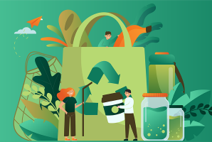 What is food sustainability and how can we help?