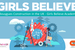 The Girls Believe Academy Launch