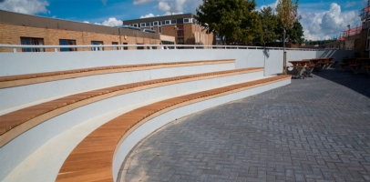 School Benches Outdoor Yard